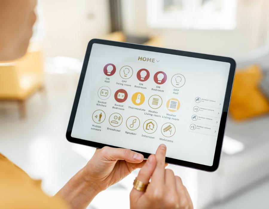 applicativi domotica - smart home