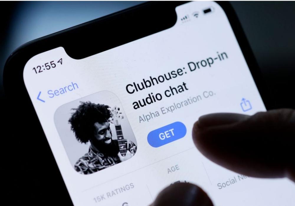 nuova piattaforma social clubhouse