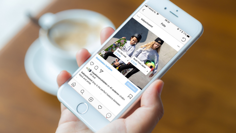 Instagram shopping - come vendere su Instagram