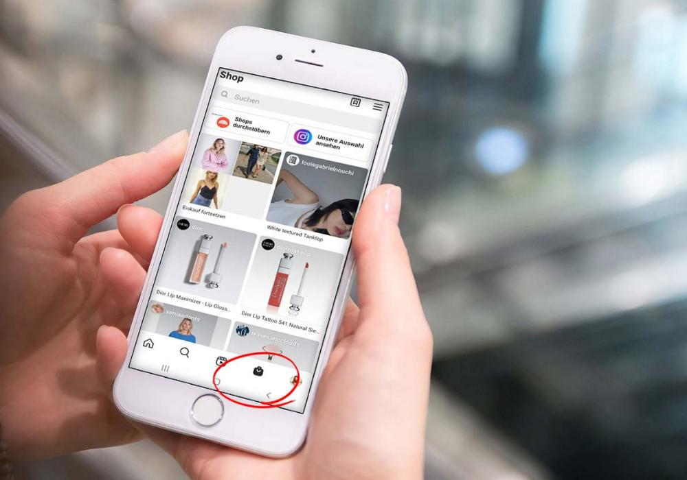 come vendere su Instagram e Facebook